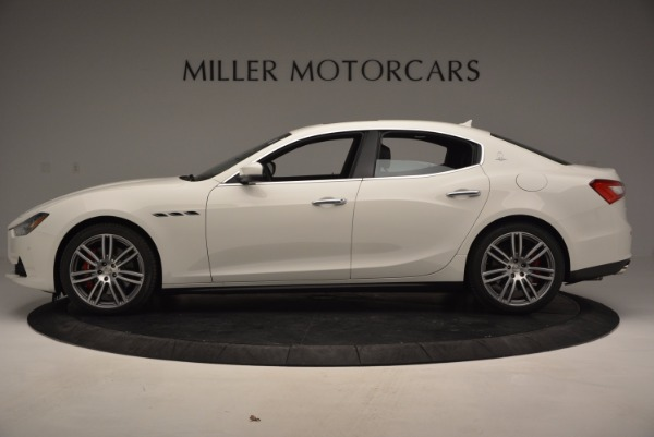 New 2017 Maserati Ghibli for sale Sold at Rolls-Royce Motor Cars Greenwich in Greenwich CT 06830 3