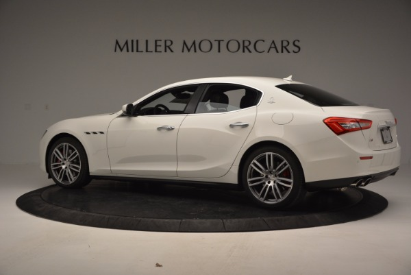 New 2017 Maserati Ghibli for sale Sold at Rolls-Royce Motor Cars Greenwich in Greenwich CT 06830 4