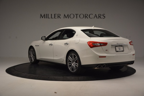 New 2017 Maserati Ghibli for sale Sold at Rolls-Royce Motor Cars Greenwich in Greenwich CT 06830 5