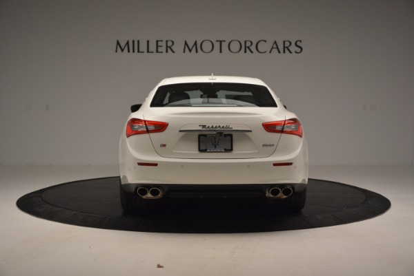 New 2017 Maserati Ghibli for sale Sold at Rolls-Royce Motor Cars Greenwich in Greenwich CT 06830 6