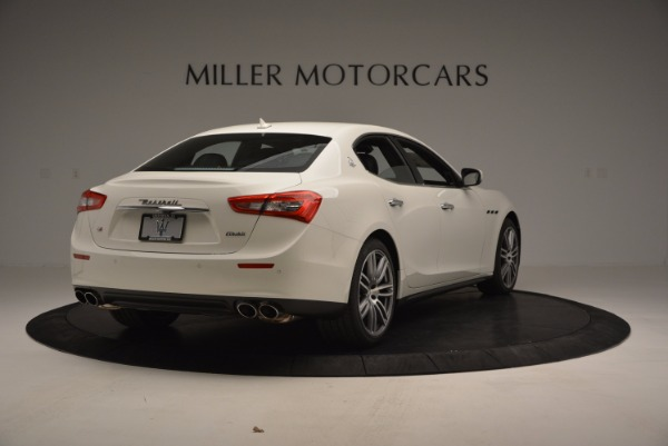 New 2017 Maserati Ghibli for sale Sold at Rolls-Royce Motor Cars Greenwich in Greenwich CT 06830 7