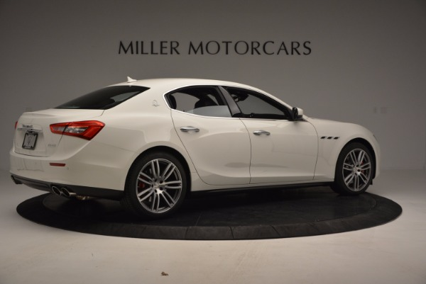 New 2017 Maserati Ghibli for sale Sold at Rolls-Royce Motor Cars Greenwich in Greenwich CT 06830 8