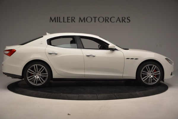 New 2017 Maserati Ghibli for sale Sold at Rolls-Royce Motor Cars Greenwich in Greenwich CT 06830 9