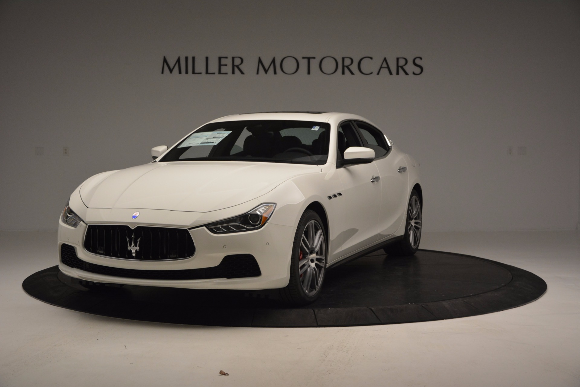 New 2017 Maserati Ghibli for sale Sold at Rolls-Royce Motor Cars Greenwich in Greenwich CT 06830 1