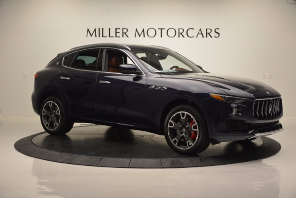 Used 2017 Maserati Levante S for sale Sold at Rolls-Royce Motor Cars Greenwich in Greenwich CT 06830 11