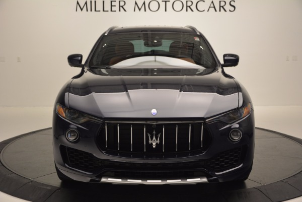 Used 2017 Maserati Levante S for sale Sold at Rolls-Royce Motor Cars Greenwich in Greenwich CT 06830 14