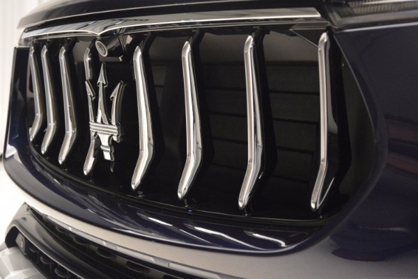 Used 2017 Maserati Levante S for sale Sold at Rolls-Royce Motor Cars Greenwich in Greenwich CT 06830 16