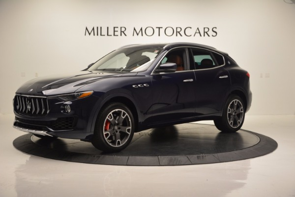Used 2017 Maserati Levante S for sale Sold at Rolls-Royce Motor Cars Greenwich in Greenwich CT 06830 2