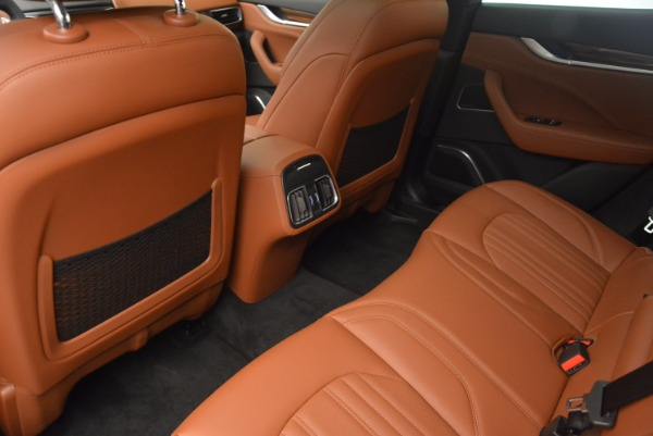 Used 2017 Maserati Levante S for sale Sold at Rolls-Royce Motor Cars Greenwich in Greenwich CT 06830 23