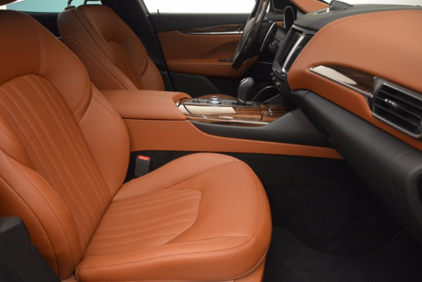 Used 2017 Maserati Levante S for sale Sold at Rolls-Royce Motor Cars Greenwich in Greenwich CT 06830 27
