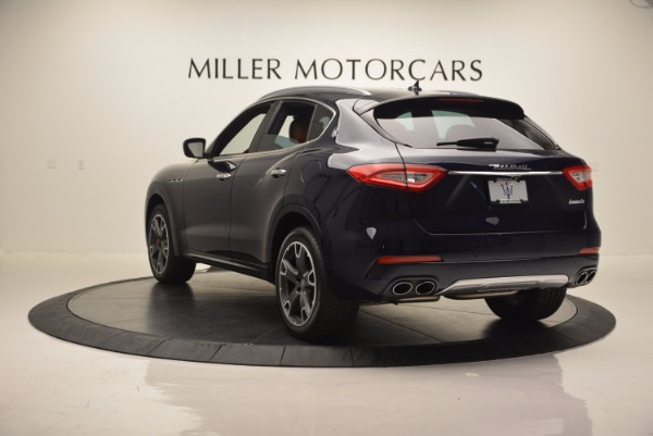 Used 2017 Maserati Levante S for sale Sold at Rolls-Royce Motor Cars Greenwich in Greenwich CT 06830 3