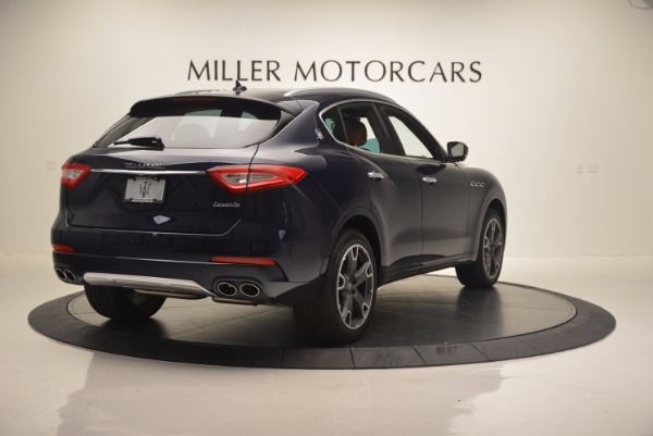 Used 2017 Maserati Levante S for sale Sold at Rolls-Royce Motor Cars Greenwich in Greenwich CT 06830 8