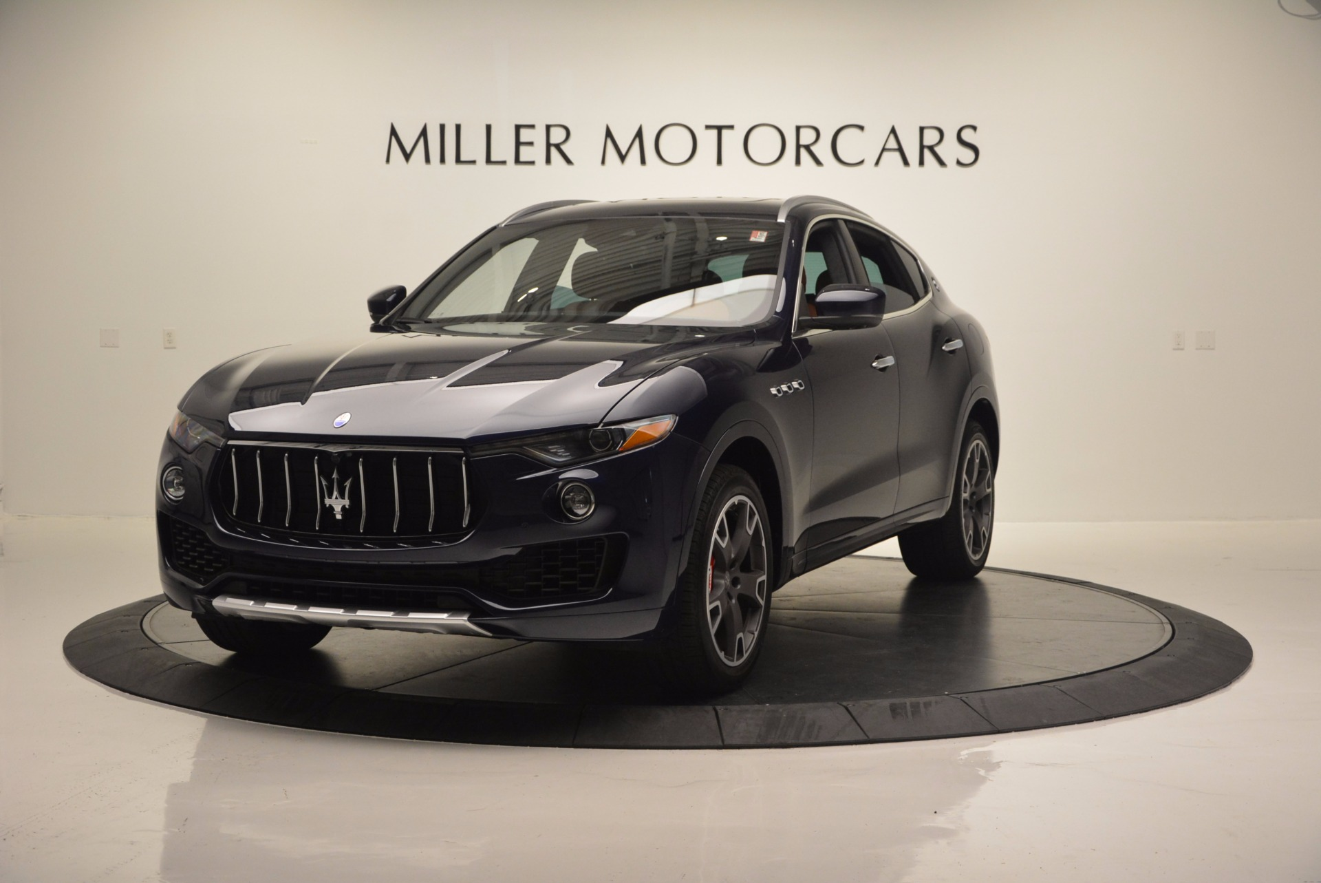 Used 2017 Maserati Levante S for sale Sold at Rolls-Royce Motor Cars Greenwich in Greenwich CT 06830 1