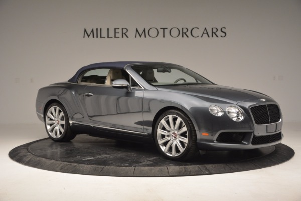 Used 2014 Bentley Continental GT V8 for sale Sold at Rolls-Royce Motor Cars Greenwich in Greenwich CT 06830 23