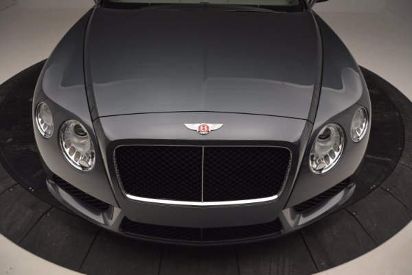 Used 2014 Bentley Continental GT V8 for sale Sold at Rolls-Royce Motor Cars Greenwich in Greenwich CT 06830 25
