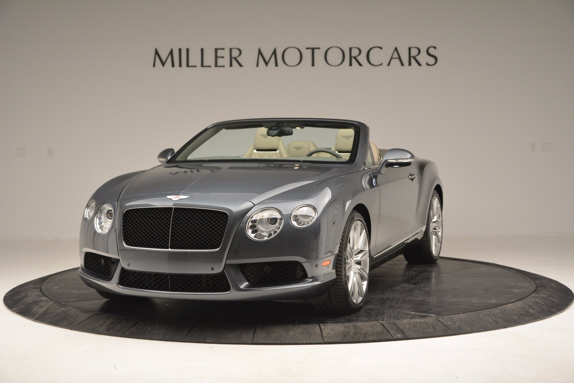 Used 2014 Bentley Continental GT V8 for sale Sold at Rolls-Royce Motor Cars Greenwich in Greenwich CT 06830 1