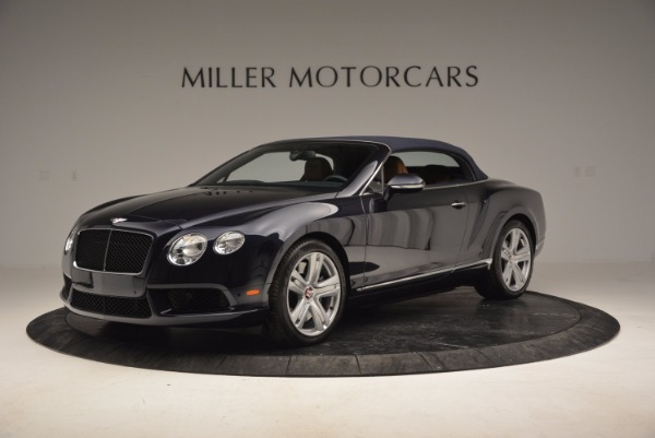 Used 2014 Bentley Continental GT V8 for sale Sold at Rolls-Royce Motor Cars Greenwich in Greenwich CT 06830 14