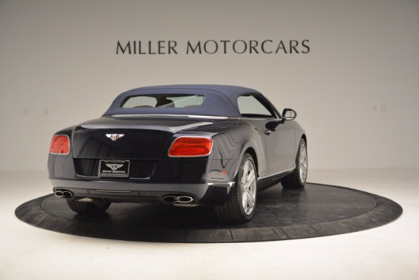 Used 2014 Bentley Continental GT V8 for sale Sold at Rolls-Royce Motor Cars Greenwich in Greenwich CT 06830 19