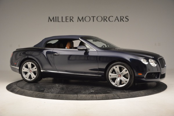Used 2014 Bentley Continental GT V8 for sale Sold at Rolls-Royce Motor Cars Greenwich in Greenwich CT 06830 22
