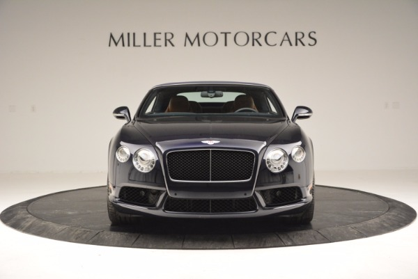 Used 2014 Bentley Continental GT V8 for sale Sold at Rolls-Royce Motor Cars Greenwich in Greenwich CT 06830 24