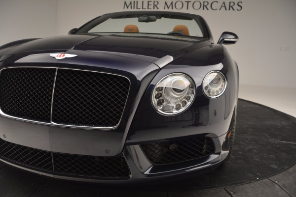 Used 2014 Bentley Continental GT V8 for sale Sold at Rolls-Royce Motor Cars Greenwich in Greenwich CT 06830 26
