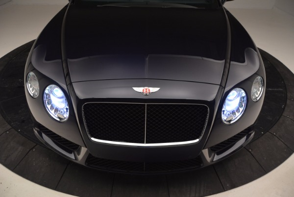 Used 2014 Bentley Continental GT V8 for sale Sold at Rolls-Royce Motor Cars Greenwich in Greenwich CT 06830 27