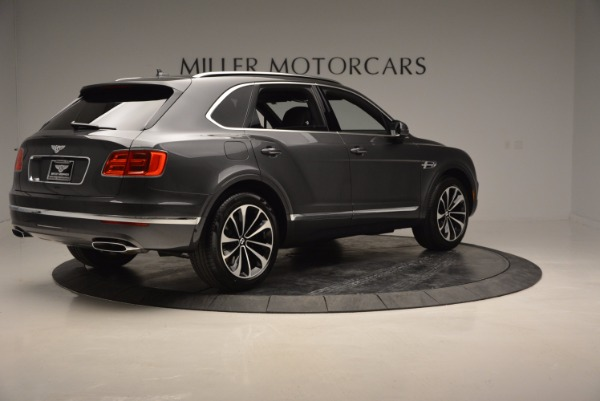 New 2017 Bentley Bentayga for sale Sold at Rolls-Royce Motor Cars Greenwich in Greenwich CT 06830 8