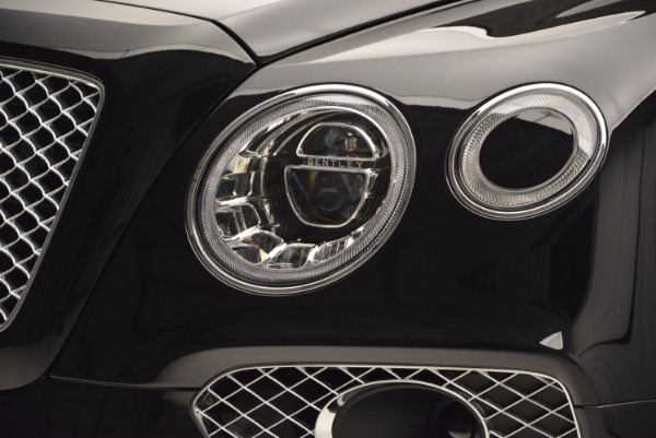 New 2017 Bentley Bentayga for sale Sold at Rolls-Royce Motor Cars Greenwich in Greenwich CT 06830 15