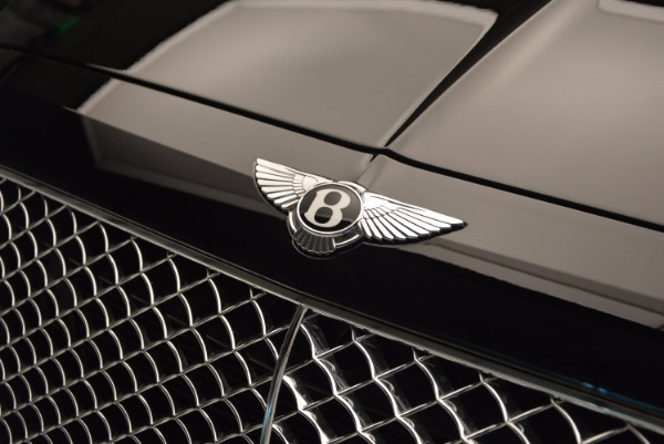 New 2017 Bentley Bentayga for sale Sold at Rolls-Royce Motor Cars Greenwich in Greenwich CT 06830 18