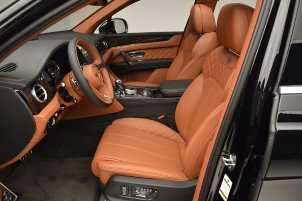 New 2017 Bentley Bentayga for sale Sold at Rolls-Royce Motor Cars Greenwich in Greenwich CT 06830 26