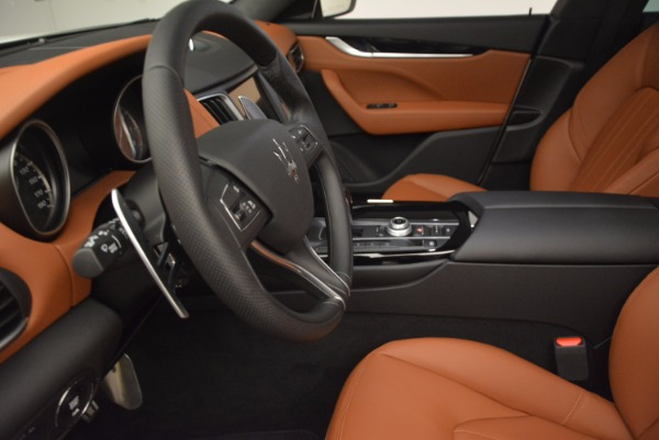 New 2017 Maserati Levante for sale Sold at Rolls-Royce Motor Cars Greenwich in Greenwich CT 06830 14