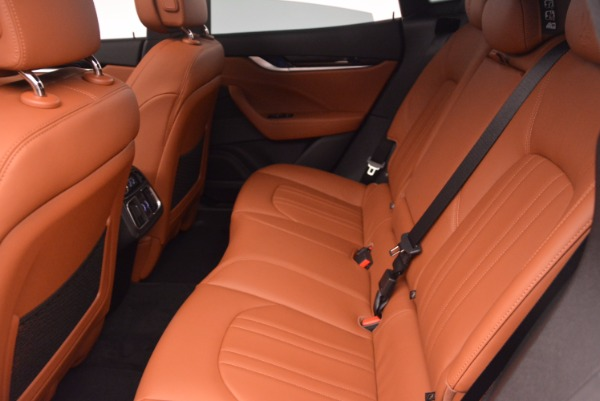 New 2017 Maserati Levante for sale Sold at Rolls-Royce Motor Cars Greenwich in Greenwich CT 06830 17