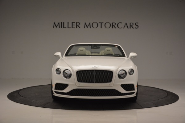 New 2017 Bentley Continental GT Speed Convertible for sale Sold at Rolls-Royce Motor Cars Greenwich in Greenwich CT 06830 12