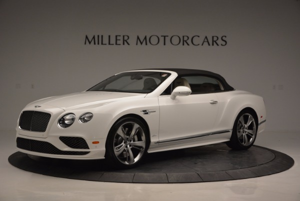 New 2017 Bentley Continental GT Speed Convertible for sale Sold at Rolls-Royce Motor Cars Greenwich in Greenwich CT 06830 14