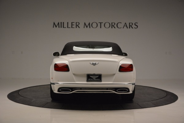 New 2017 Bentley Continental GT Speed Convertible for sale Sold at Rolls-Royce Motor Cars Greenwich in Greenwich CT 06830 18