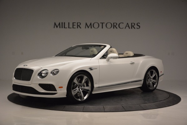 New 2017 Bentley Continental GT Speed Convertible for sale Sold at Rolls-Royce Motor Cars Greenwich in Greenwich CT 06830 2