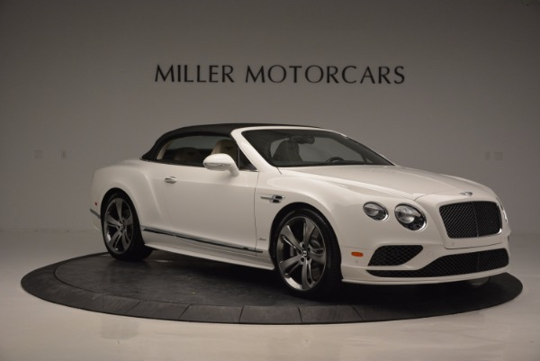 New 2017 Bentley Continental GT Speed Convertible for sale Sold at Rolls-Royce Motor Cars Greenwich in Greenwich CT 06830 23