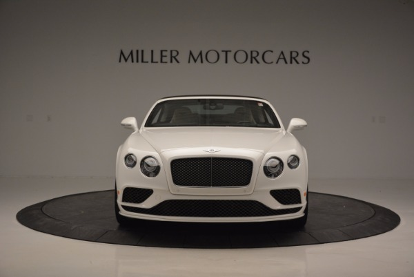 New 2017 Bentley Continental GT Speed Convertible for sale Sold at Rolls-Royce Motor Cars Greenwich in Greenwich CT 06830 24