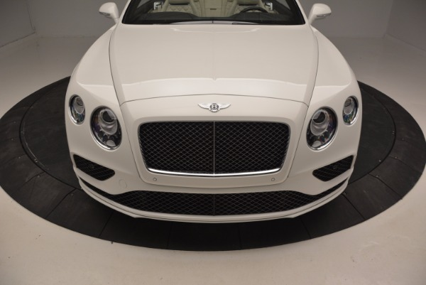 New 2017 Bentley Continental GT Speed Convertible for sale Sold at Rolls-Royce Motor Cars Greenwich in Greenwich CT 06830 25