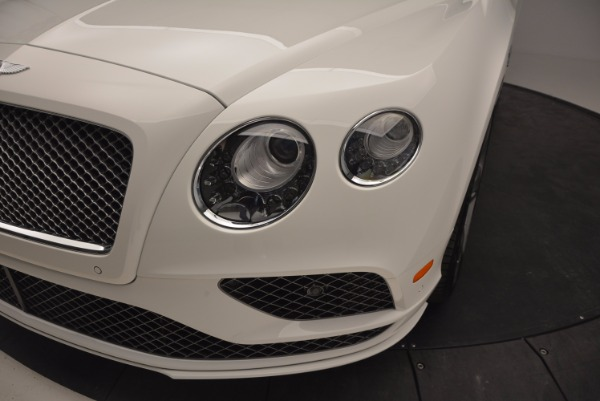 New 2017 Bentley Continental GT Speed Convertible for sale Sold at Rolls-Royce Motor Cars Greenwich in Greenwich CT 06830 26