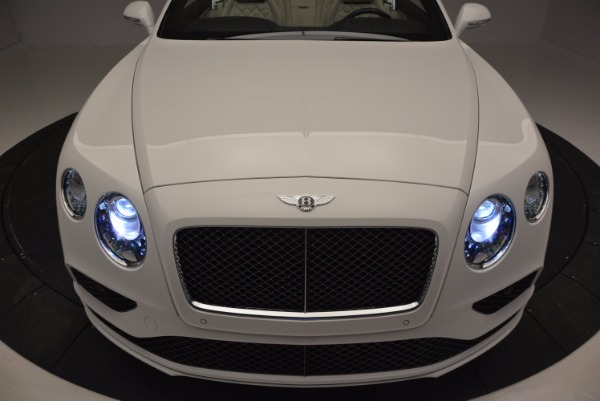 New 2017 Bentley Continental GT Speed Convertible for sale Sold at Rolls-Royce Motor Cars Greenwich in Greenwich CT 06830 27