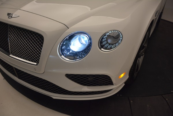 New 2017 Bentley Continental GT Speed Convertible for sale Sold at Rolls-Royce Motor Cars Greenwich in Greenwich CT 06830 28