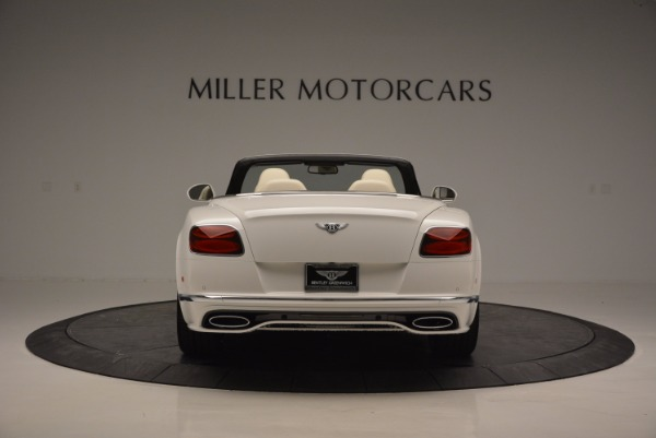 New 2017 Bentley Continental GT Speed Convertible for sale Sold at Rolls-Royce Motor Cars Greenwich in Greenwich CT 06830 6