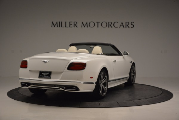 New 2017 Bentley Continental GT Speed Convertible for sale Sold at Rolls-Royce Motor Cars Greenwich in Greenwich CT 06830 7