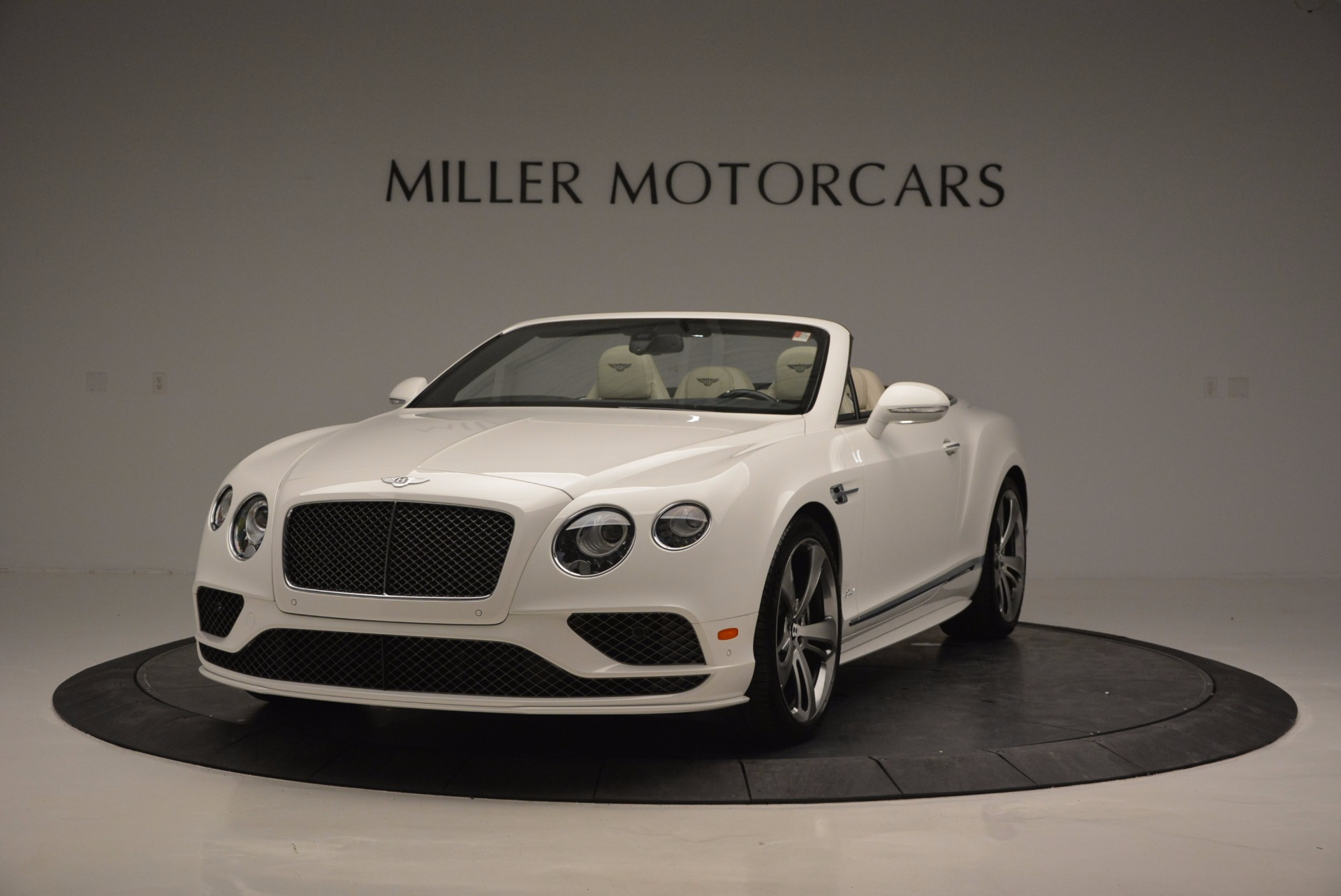 New 2017 Bentley Continental GT Speed Convertible for sale Sold at Rolls-Royce Motor Cars Greenwich in Greenwich CT 06830 1