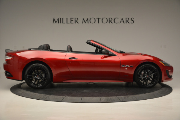 New 2017 Maserati GranTurismo Sport Special Edition for sale Sold at Rolls-Royce Motor Cars Greenwich in Greenwich CT 06830 12