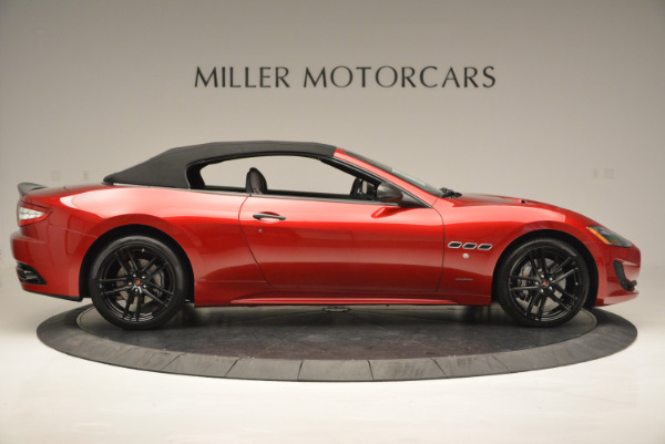 New 2017 Maserati GranTurismo Sport Special Edition for sale Sold at Rolls-Royce Motor Cars Greenwich in Greenwich CT 06830 13