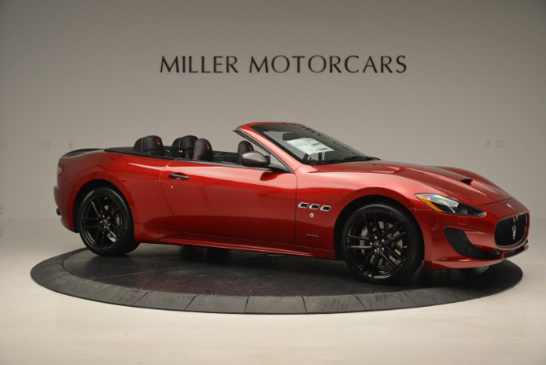 New 2017 Maserati GranTurismo Sport Special Edition for sale Sold at Rolls-Royce Motor Cars Greenwich in Greenwich CT 06830 14