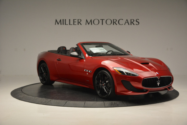 New 2017 Maserati GranTurismo Sport Special Edition for sale Sold at Rolls-Royce Motor Cars Greenwich in Greenwich CT 06830 16
