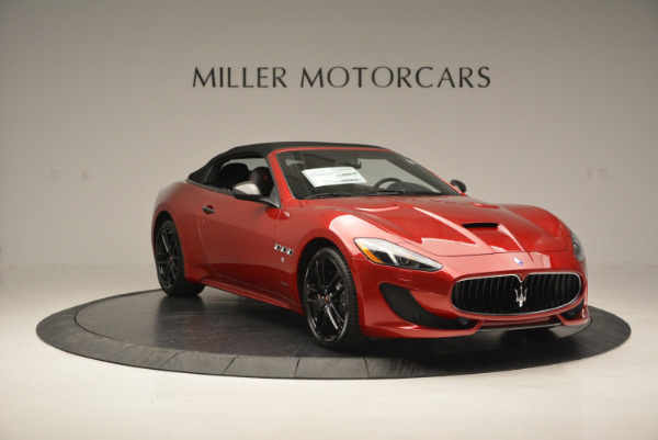 New 2017 Maserati GranTurismo Sport Special Edition for sale Sold at Rolls-Royce Motor Cars Greenwich in Greenwich CT 06830 17